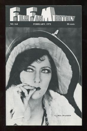 Image for Film Fan Monthly (February 1975) [cover: Gloria Swanson]