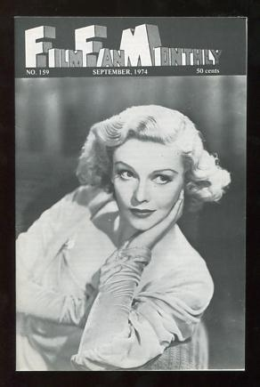 Image for Film Fan Monthly (September 1974) [cover: Madeleine Carroll]