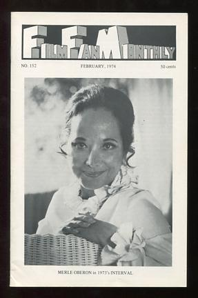 Image for Film Fan Monthly (February 1974) [cover: Merle Oberon]