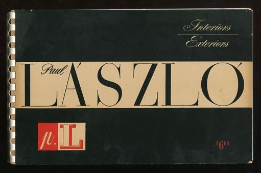Image for Paul László: Industrial Designer