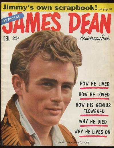 Image for James Dean Official Anniversary Book