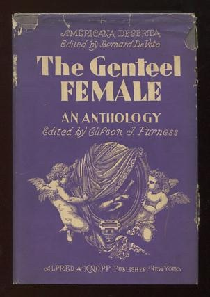 Image for The Genteel Female: An Anthology