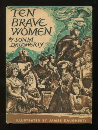 Image for Ten Brave Women
