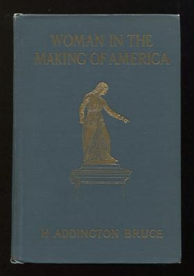 Image for Woman in the Making of America