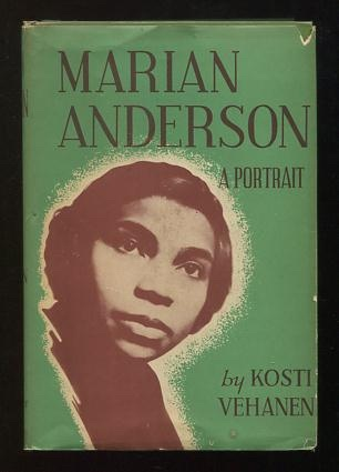 Image for Marian Anderson: A Portrait