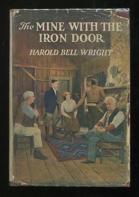 Image for The Mine with the Iron Door [Photoplay Edition]