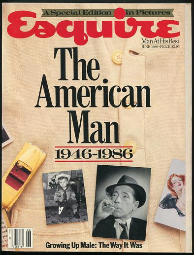 Image for Esquire (June 1986) [special issue: The American Man, 1946-1986]
