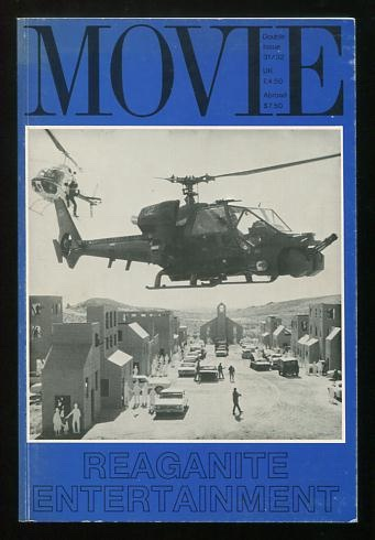 Image for Movie (issue no. 31/32, Winter 1986) [cover: BLUE THUNDER]