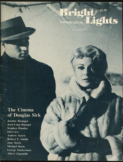 Image for Bright Lights [magazine] (issue no. 6; Winter 1977-78) [cover: John Gavin and Lana Turner in IMITATION OF LIFE; special Douglas Sirk issue]