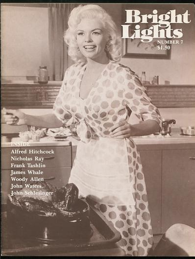Image for Bright Lights [magazine] (issue no. 7; 1978) [cover: Jayne Mansfield in THE GIRL CAN'T HELP IT]