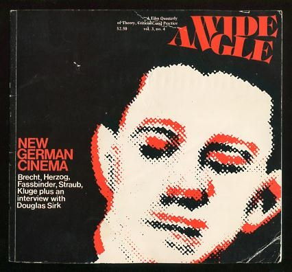Image for Wide Angle (1980) [topic: New German Cinema]