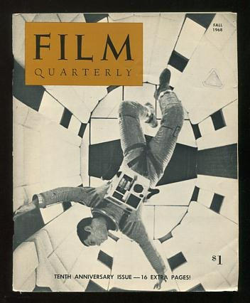 Image for Film Quarterly (Fall 1968) [cover: 2001: A SPACE ODYSSEY]