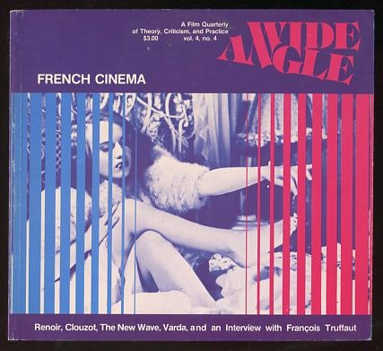 Image for Wide Angle (Vol. 4, No. 4) [topic: French Cinema]