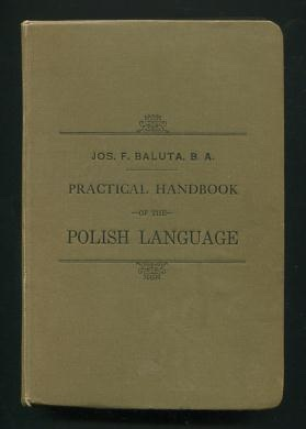 Image for Practical Handbook of the Polish Language