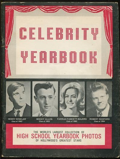 Image for Celebrity Yearbook: The World's Largest Collection of High School Yearbook Photos of Hollywood's Greatest Stars