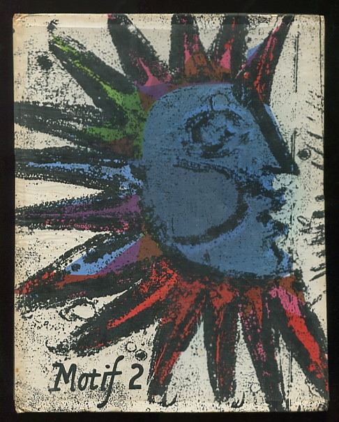 Image for Motif: A Journal of the Visual Arts (No. 2, February 1959)