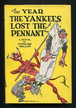 Image for The Year the Yankees Lost the Pennant