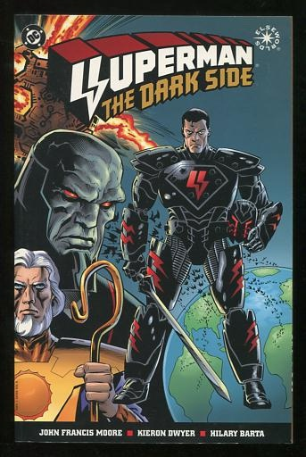 Image for Superman: The Dark Side [Books 1-3 in one volume]