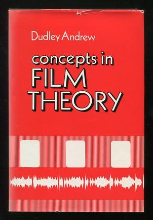 Image for Concepts in Film Theory