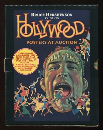 Image for Hollywood Posters at Auction [boxed set of 6 auction catalogues, 1990-1994]