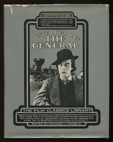 "Image for Buster Keaton's The General [*SIGNED by notorious film ""archivist"" Raymond Rohauer*]"