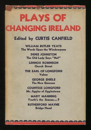 Image for Plays of Changing Ireland