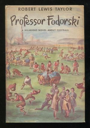 Image for Professor Fodorski (A Politico-Sporting Romance)