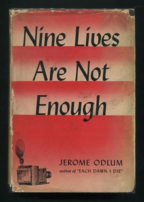 Image for Nine Lives Are Not Enough [*SIGNED*]