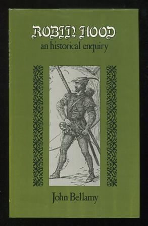 Image for Robin Hood: An Historical Enquiry