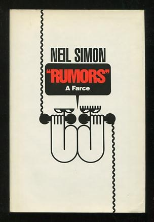 Image for Rumors; a farce