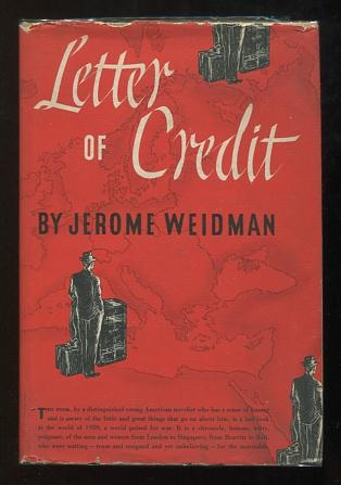 Image for Letter of Credit [*SIGNED*]