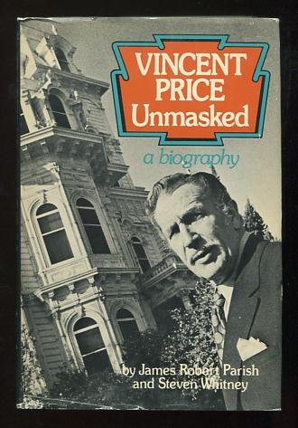Image for Vincent Price Unmasked [*SIGNED* by Price]