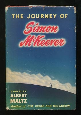 Image for The Journey of Simon McKeever