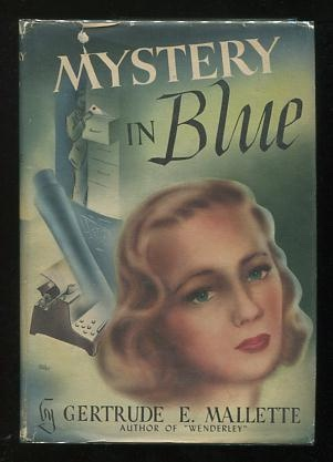 Image for Mystery in Blue
