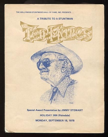 Image for The Hollywood Stuntmen's Hall of Fame, Inc. Presents: A Tribute to a Stuntman: Ted Mapes