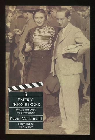 Image for Emeric Pressburger: The Life and Death of a Screenwriter