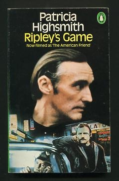 Image for Ripley's Game [movie tie-in cover]