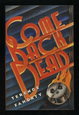 Image for Come Back Dead; a Scott Elliott Mystery