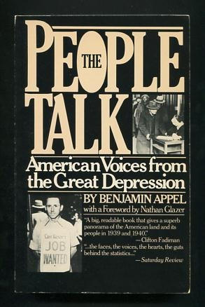Image for The People Talk: American Voices from the Great Depression