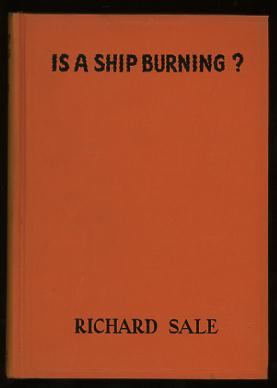 Image for Is a Ship Burning?