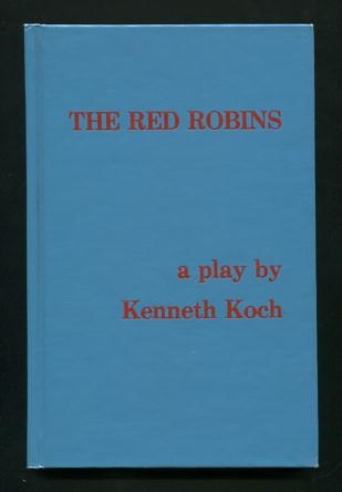 Image for The Red Robins; a play