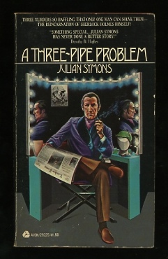 Image for A Three-Pipe Problem
