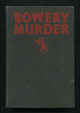 Image for Bowery Murder