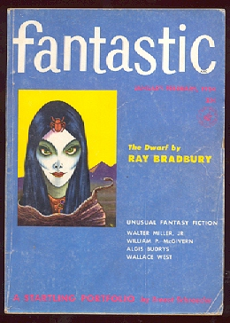 "Image for Fantastic (January-February 1954) [includes ""The Dwarf""]"