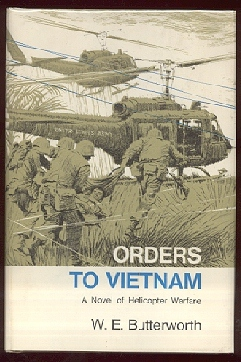 Image for Orders to Vietnam; A Novel of Helicopter Warfare