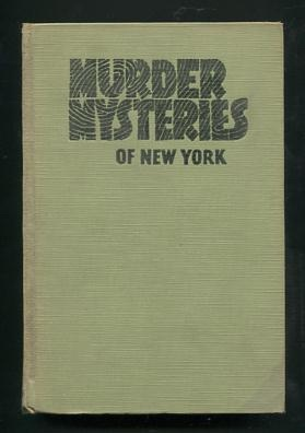 Image for Murder Mysteries of New York
