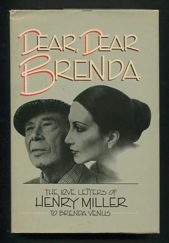 Image for Dear, Dear Brenda: The Love Letters of Henry Miller to Brenda Venus