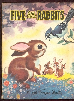 Image for Five Little Rabbits