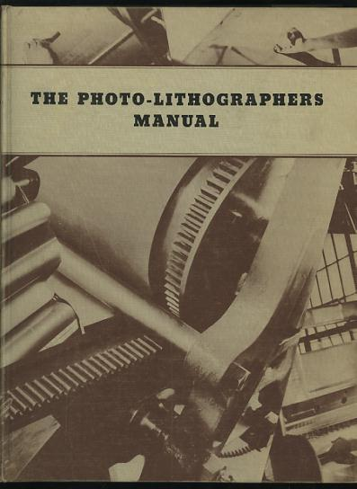 Image for The Photo-Lithographer's Manual