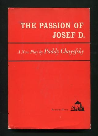 Image for The Passion of Josef D.